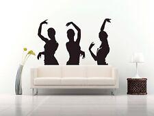 Wall Room Decor Art Vinyl Sticker Mural Decal Ballet Dance Women Ballerina FI369