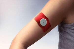 Freestyle Libre Sensor Patches Stickers x5 with Cover or refill Many Colours