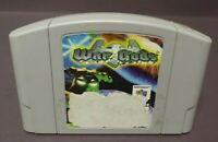 War Gods - Nintendo 64 Rare Game N64 Tested Works Great  WARGODS