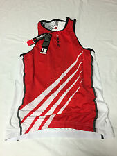 Biemme Ciclismo Camiseta de mujer sin mangas, versch. gr , color rojo / WHT ,