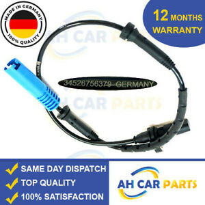 PREMIUM OE ABS SPEED SENSOR FOR BMW X5 E53 (01-06) FRONT DRIVER OR PASSENGER