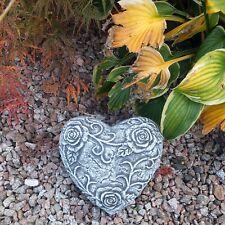 Wetterfeste Herz Gartenfiguren & skulpturen mit 1 bis 30 cm