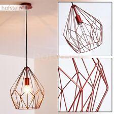 Lampe à suspension Design Plafonnier Retro Lustre Lampe pendante Cuivre 185495