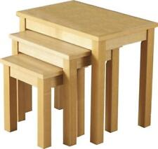 Modern MDF 3 Piece Nested Tables