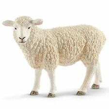 <>< Sheep 13882 ewe sheep strong tough looking Schleich Anywhere's Playground
