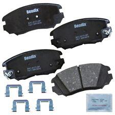 Disc Brake Pad Set-Stop Ceramic Brake Pad Front Bendix SBC623