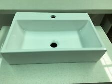 New Rectangle Above Counter Basin $90