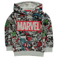 MARVEL AVENGERS:2018 HOODY ,2/3,3/4,4/5,5/6,7/8,9/10,11/12YR,NEW WITH TAGS