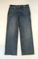 Anthropologie Pilcro and the Letterpress Folio Raw Hem Size 27 Jeans