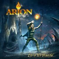 ARION - LIFE IS NOT BEAUTIFUL   CD NEU
