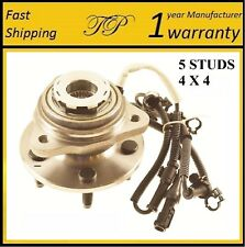 1998-2000 MAZDA B4000 (4WD, 4W ABS) Front Wheel Hub Bearing Assembly