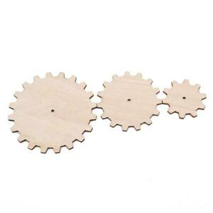 Wooden Handmade Toys Wood Chips Child Single Diameter 10cm Crafts Party Gear FW