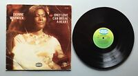 Ref1106 Vinyle 33 Tours Dionne Warwick Only Love Can Break A Heart