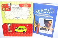 Corgi Toys 1:36 MR. BEAN MINI COOPER Comic TV Car + DIARY 1993 BOOK MIB`05 RARE!
