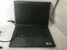 Dell Vostro 1510 Intel Core 2 Duo CPU Laptop Computer *POWER DEAD* -CZ