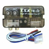 12V TD-22 Car Vehicle Stereo Channel High to Low Amplifier Delayer Car Audio