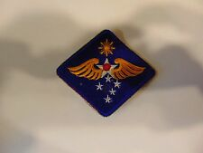 MILITARY PATCH VINTAGE VERY OLD BUT NEVER SEWN US AIR FORCE FAR EAST WW2