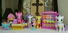 My Little Pony G4 Pinkie Pie's Sweets Boutique & Apple Bloom Fun at the Fair Lot