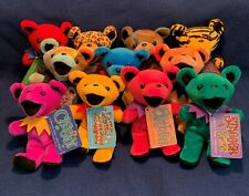 Grateful Dead Beanie Bears-All 1997 First edition Series 11pcs (new condition)