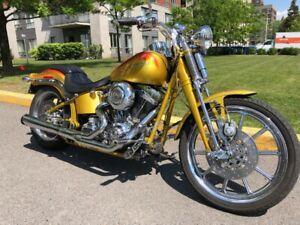 Harley-Davidson: Softail