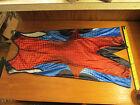 Vintage Nike Mens Track and Field Singlet Bodysuit