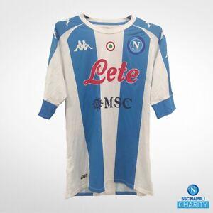 Maglia SSCN Special Manolas indossata in Inter-Napoli del 16/12/2020 certificata