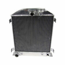 3 Row Aluminum Radiator FOR 1928-1941 Ford Hot Rod Chevy 350 V8 Engine