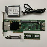 LSI Logic SAS8888ELP MegaRaid PCI-E SAS 8-Port Raid Controller Card + Cable
