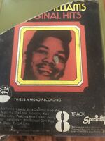 LARRY WILLIAMS ORIGINAL HITS 1970S VINTAGE 8 EIGHT TRACK CASSETTE TAPE CARTRIDGE