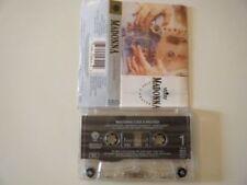 Madonna Disco Pop Music Cassettes