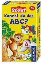 Kosmos Scout - Kannst Du The Abc ? (Import) Learning, Kindergarten, Elementary