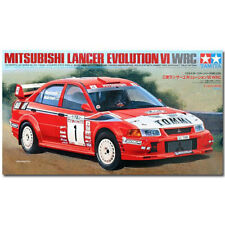 TAMIYA 24220 lancer evolution VI CMR 1:24 AUTO KIT MODELLO