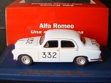 ALFA ROMEO 1900 BERLINA #332 FERRINI MONTEMARTI 1000 MIGLIA 1954 M4 7191 1/43