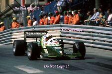 Manfred Winkelhock Skoal Bandit RAM 03 Monaco Grand Prix 1985 Photograph