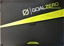 Goal Zero Nomad 100 Foldable Solar Panel Portable Charger #GZ13007