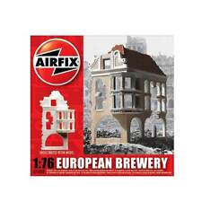 A75008 Airfix Plastic Unpainted Model Kit 1:76 European German Ruin Brewery New