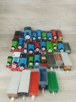 Large Lot Of Miscellaneous Assorted Thomas The Train Cars AS IS