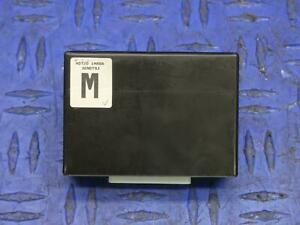 2011 - 2013 INFINITI M37 OEM TPMS TIRE PRESSURE SYSTEM MODULE 407201MA0A OE