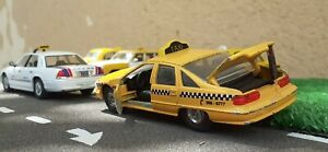 1/43 Chevrolet Caprice  Taxi Nyc New York