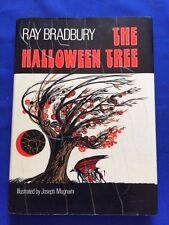 THE HALLOWEEN TREE - FIRST EDITION BY RAY BRADBURY