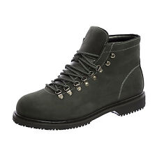 SFC Shoes for Crews Men's Alpine Black Leather Boots 8284 Size 12 $99 NEW