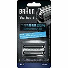 Braun Series 3 32B Foil & Cutter Replacement Head Fit with 3 Series 3000s 3050cc