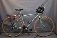 1993 Bianchi Boardwalk Touring Road Bike XSmall 47cm Tange Cromoly Steel Charity