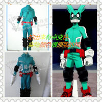 Boku no//My Hero Academia S3 Izuku Midoriya Cosplay Costume Battle Suit Gamma