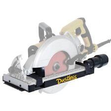 "Dustless 7"" Worm Drive Saw Shroud - Concrete Drilling Dust Collector - D4000"