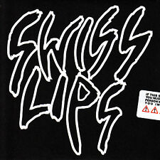 SWISS LIPS Danz 2012 UK numbered 5-track promo CD SEALED