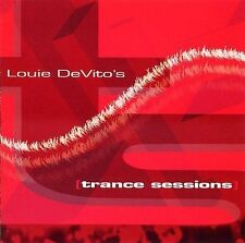 Louie DeVito's Trance Sessions  MUSIC CD