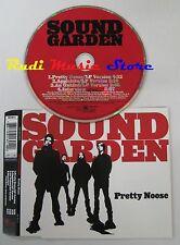 CD Singolo SOUND GARDEN Pretty noose 1996 A&M GERMANY 581 601-2 NO mc lp dvd S3