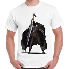 Guts Berserk Final Fantasy Anime Cool Gift Retro T Shirt 2329
