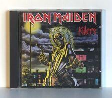 IRON MAIDEN - KILLERS (CD) ITA - EMI 1981/1995
